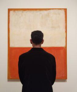 Rothko w frame